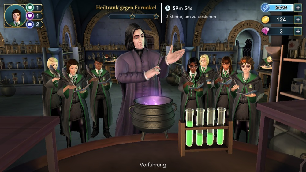 Harry Potter Hogwarts Mystery 2