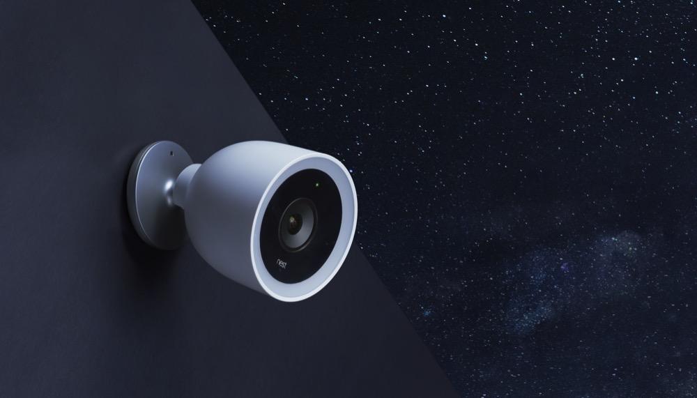 Nest Cam IQ-Aussenkamera