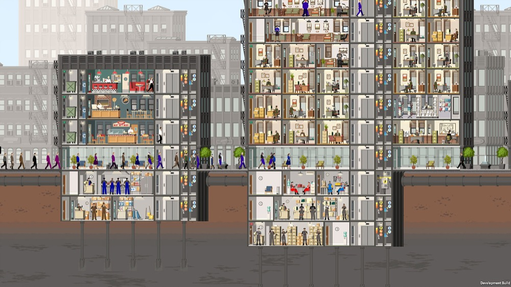 Project Highrise 1