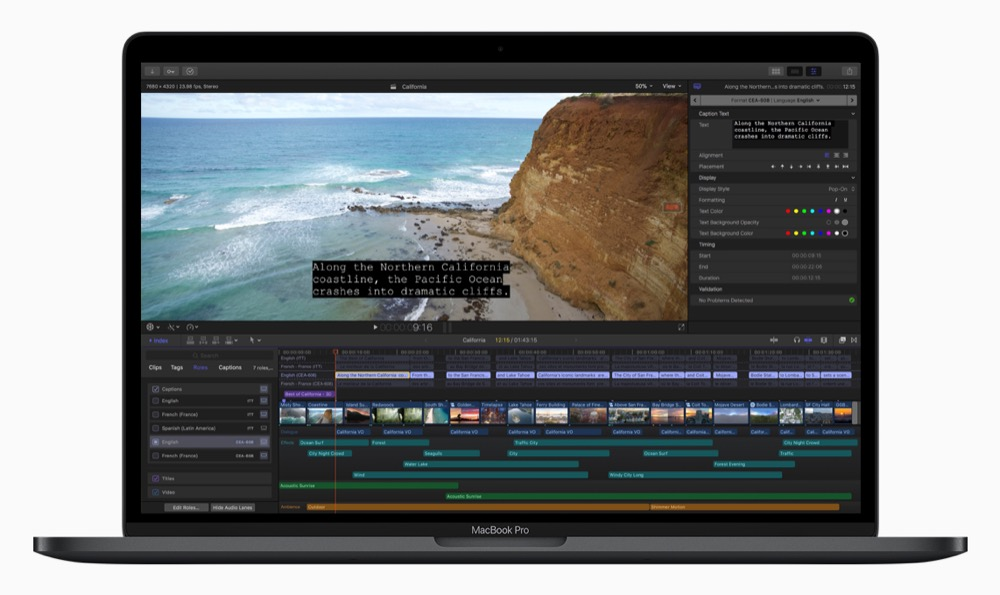 final cut pro x prores raw