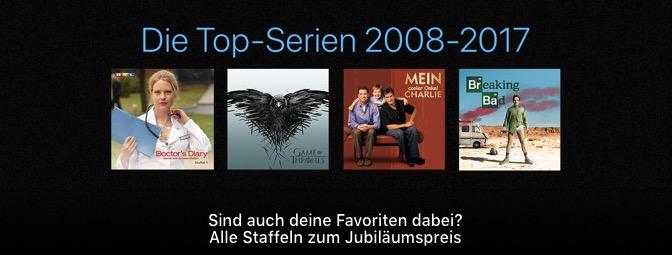 top serien 2008-2017