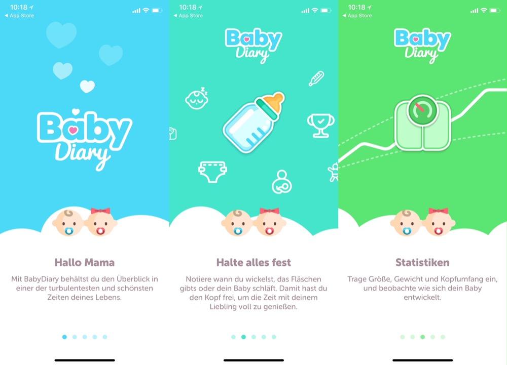 BabyDiary 2