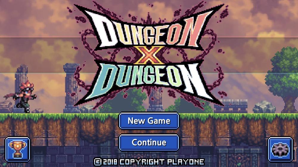 Dungeon X Dungeon 2