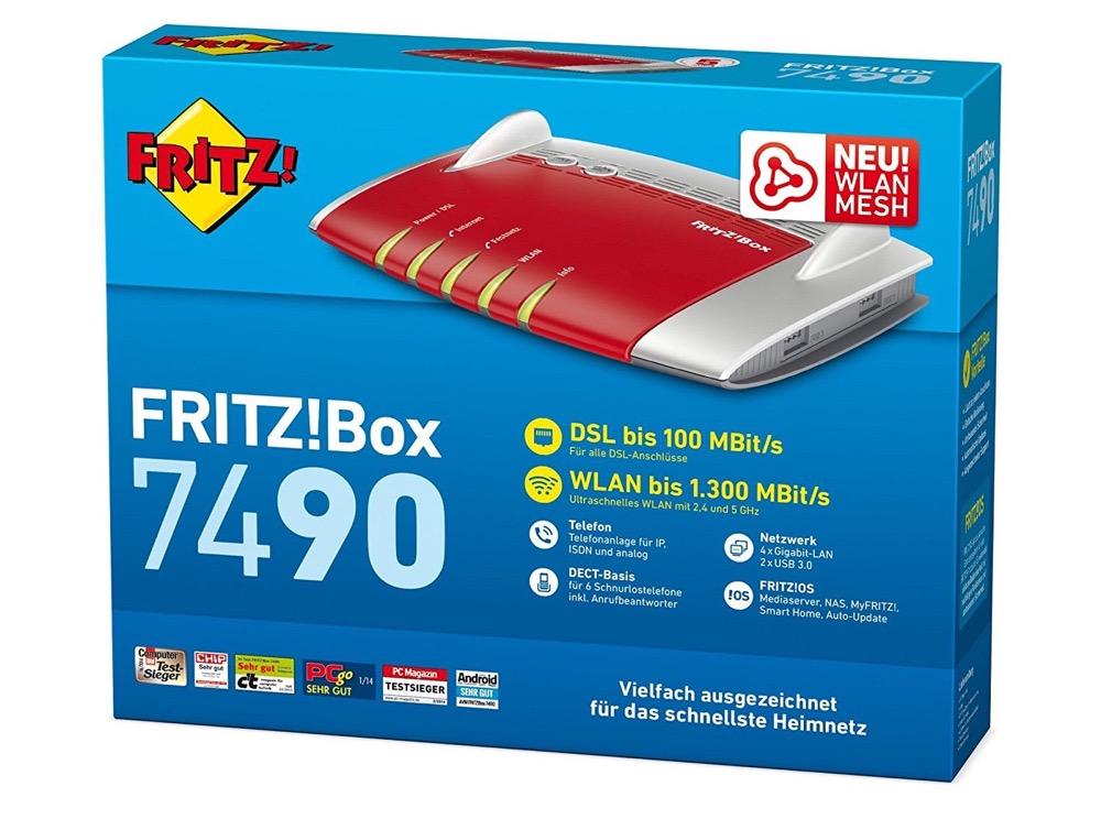Fritz Box 7490