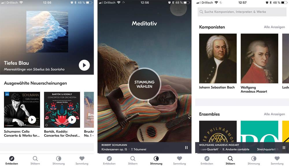 Idagio: Musikstreaming-Dienst hat sich auf klassische Musik