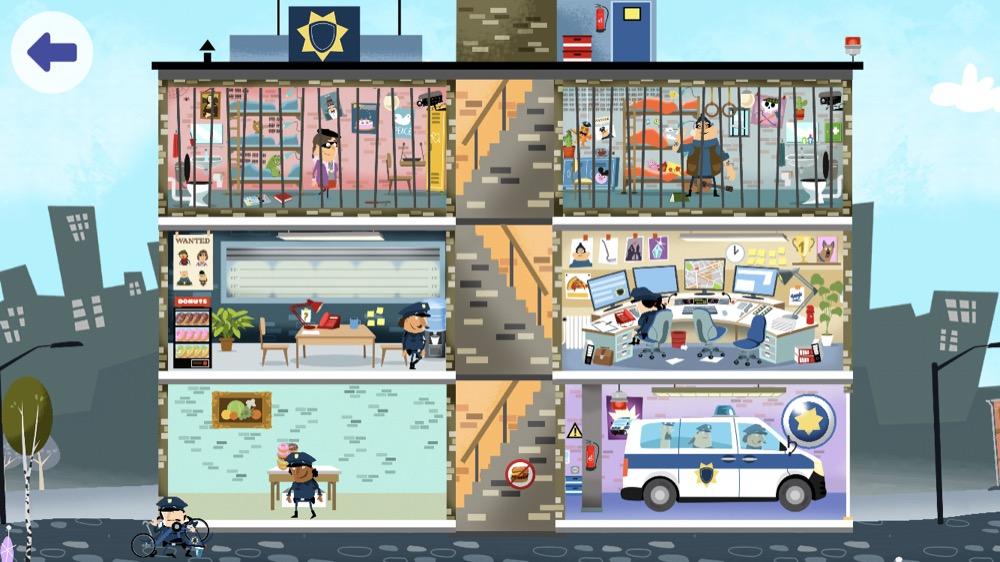 Kleine Polizei 1