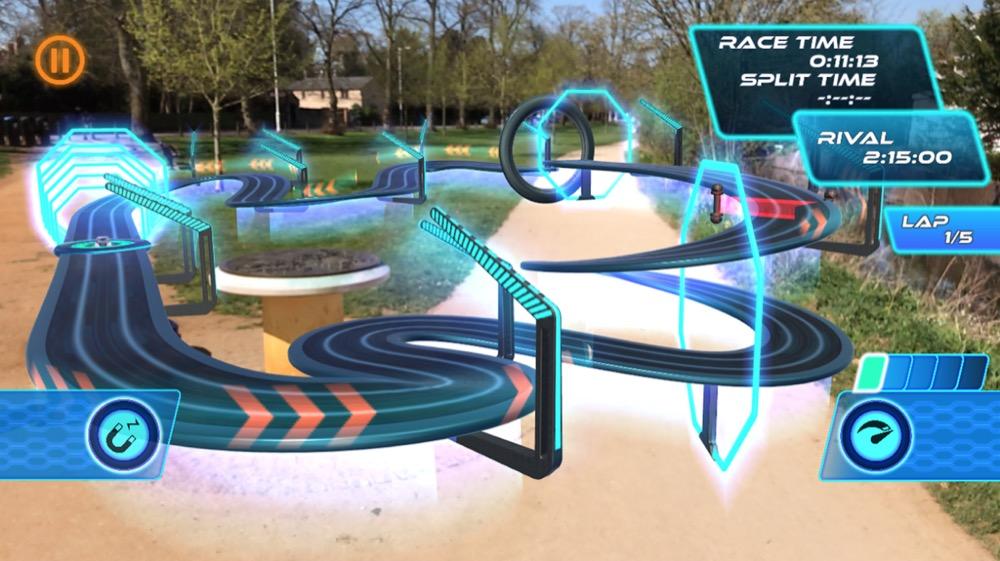 Lightstream Racer 2
