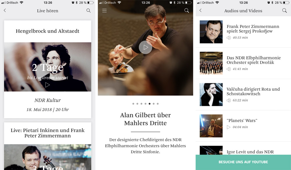 NDR Elbphilharmonie Orchester 1