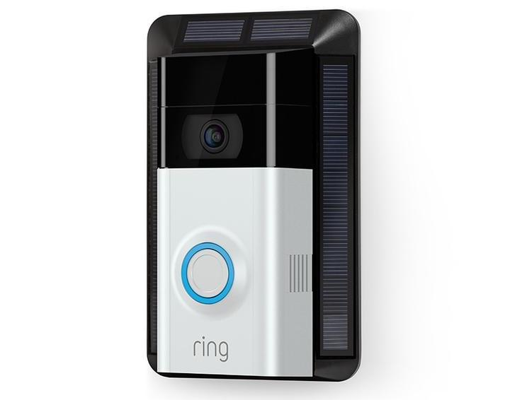 Ring Video Doorbell Solar