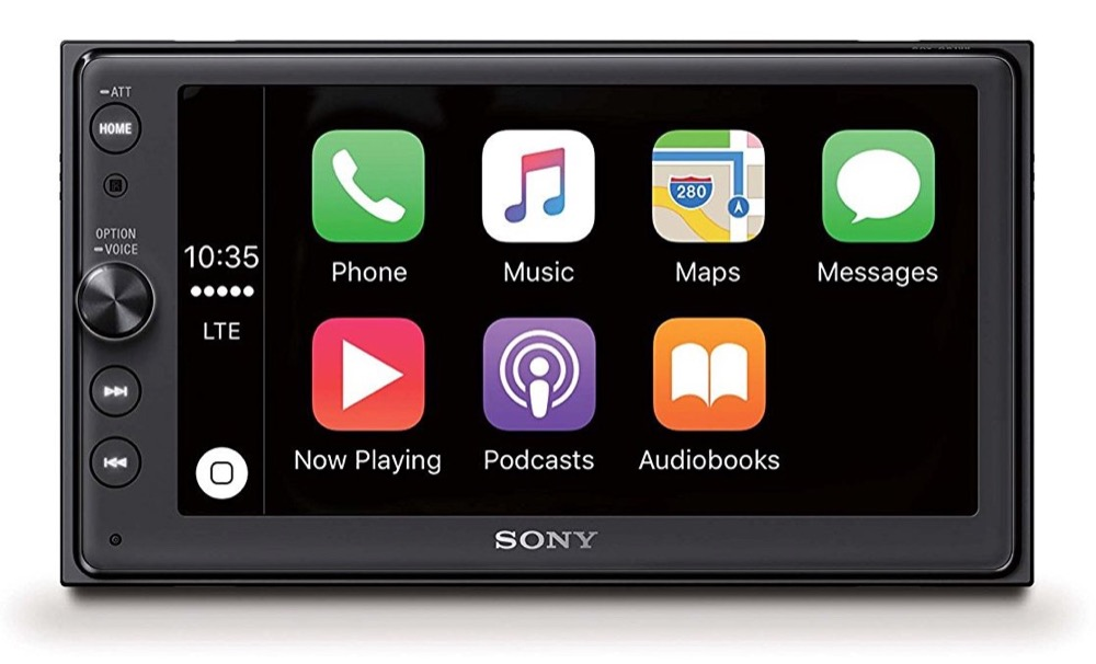 Sony CarPlay