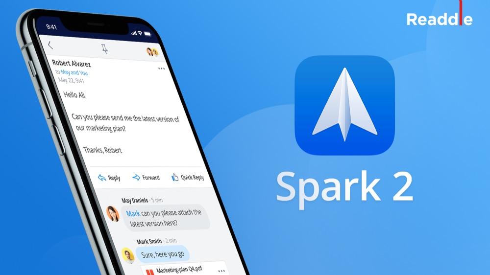 Spark 2 Banner