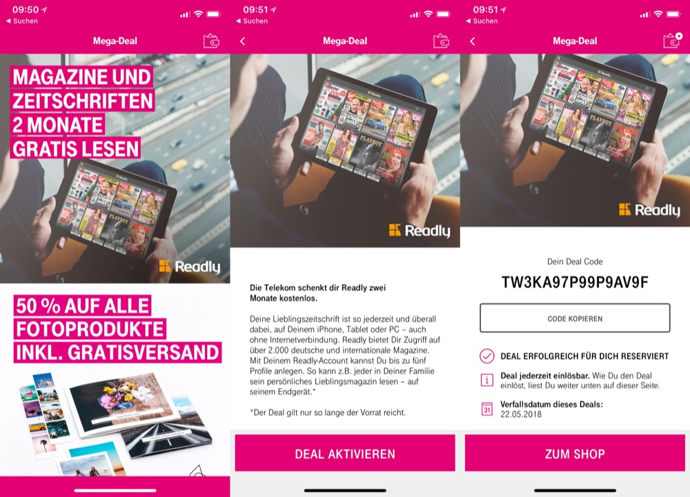 Telekom Megadeal