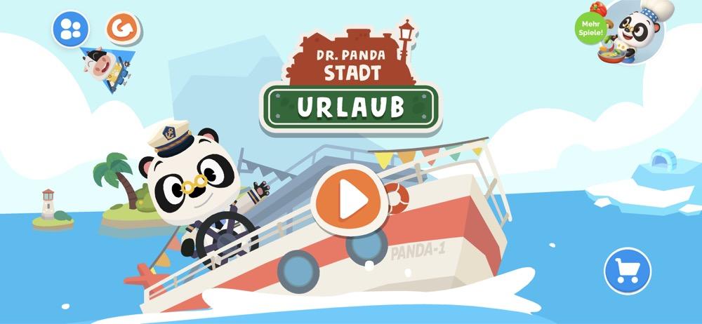 dr panda stadt urlaub