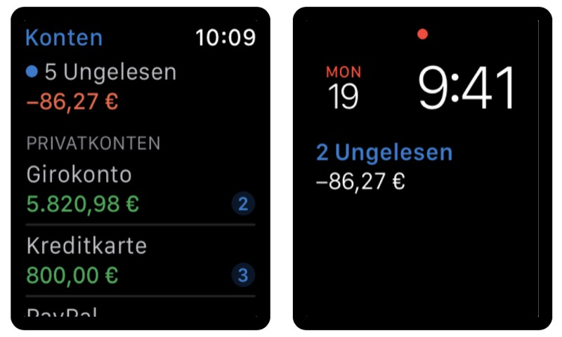 Apple Watch Outbank