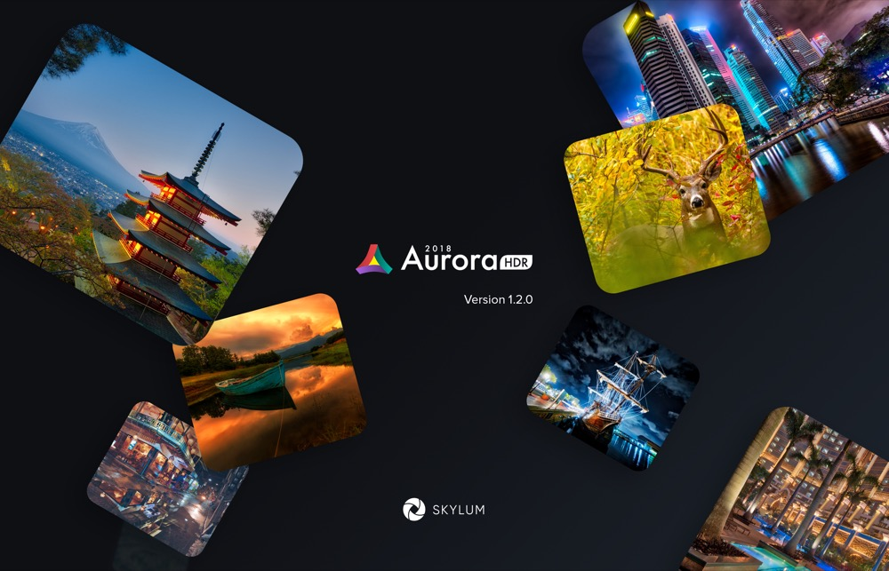 Aurora HDR 2018 Update