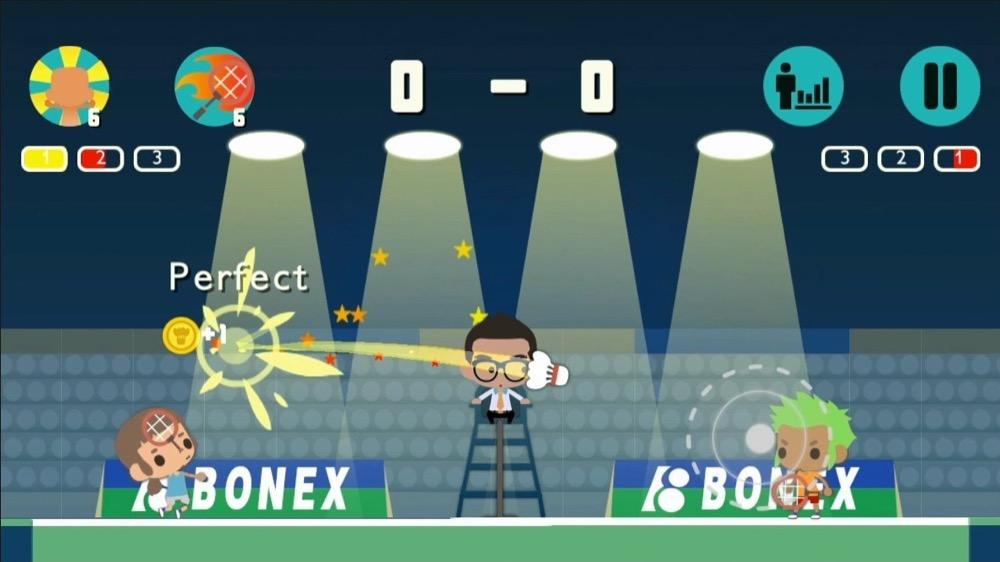 Badminton-Stars ios