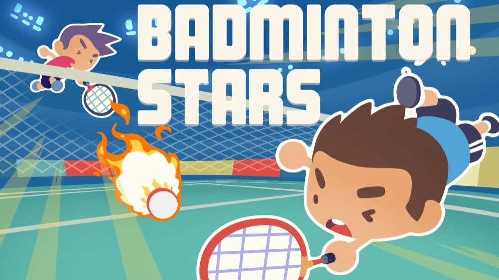 Badminton-Stars