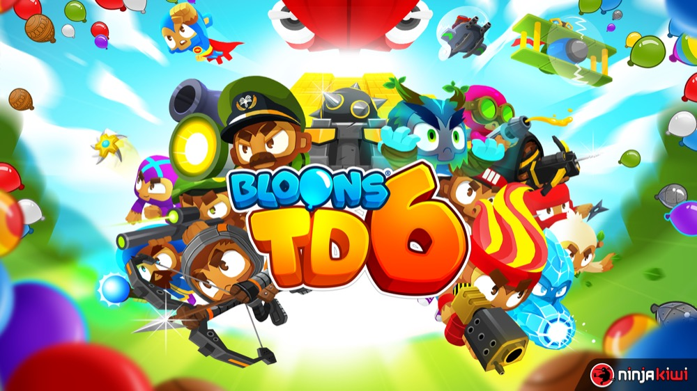 Bloons TD 6 Banner