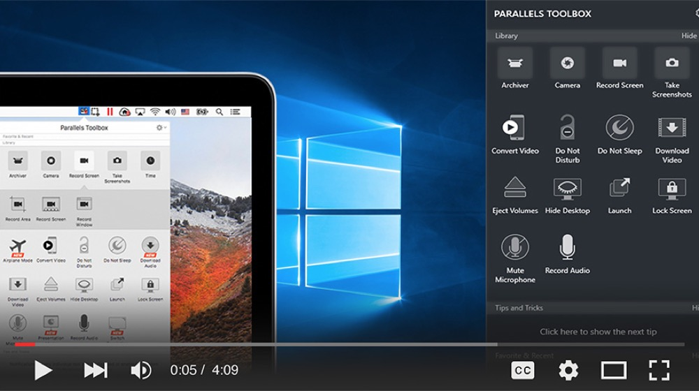 Parallels Toolbox Pack