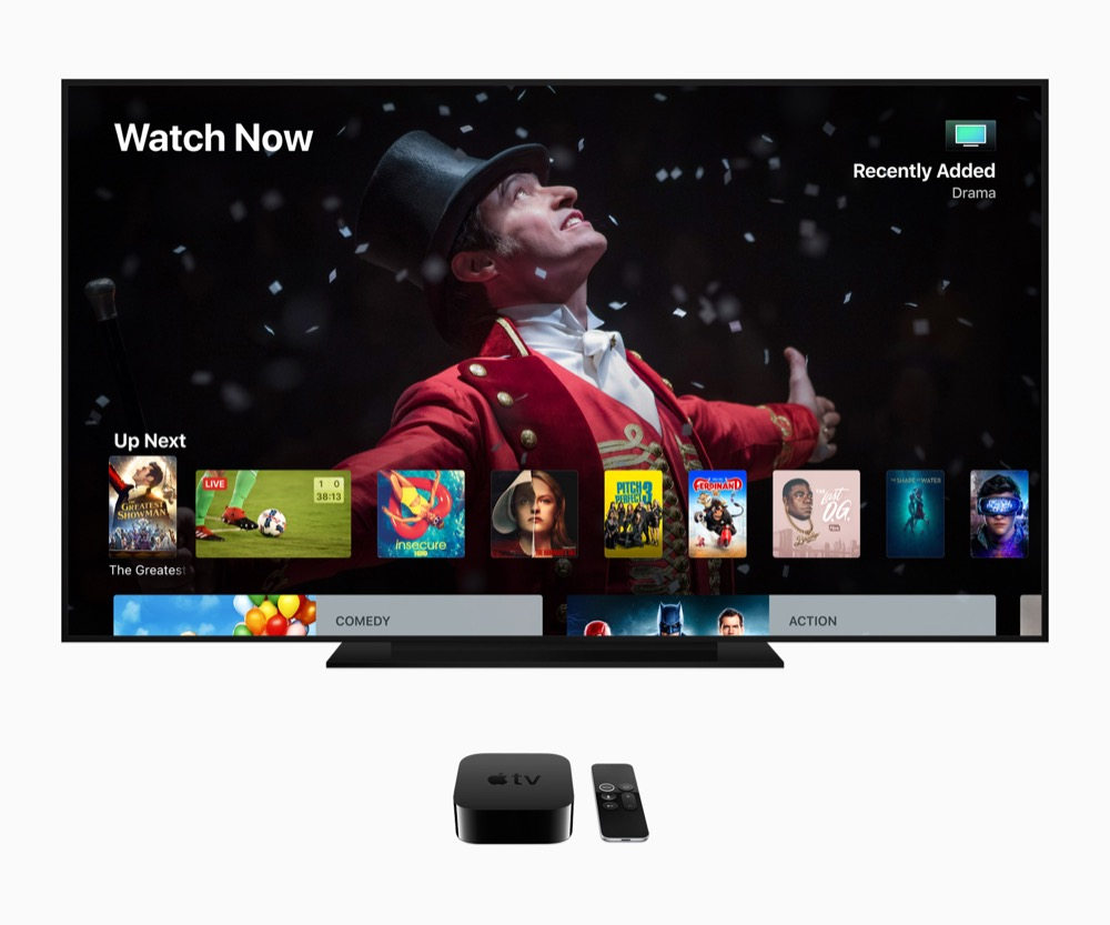 apple tv 4k tvos