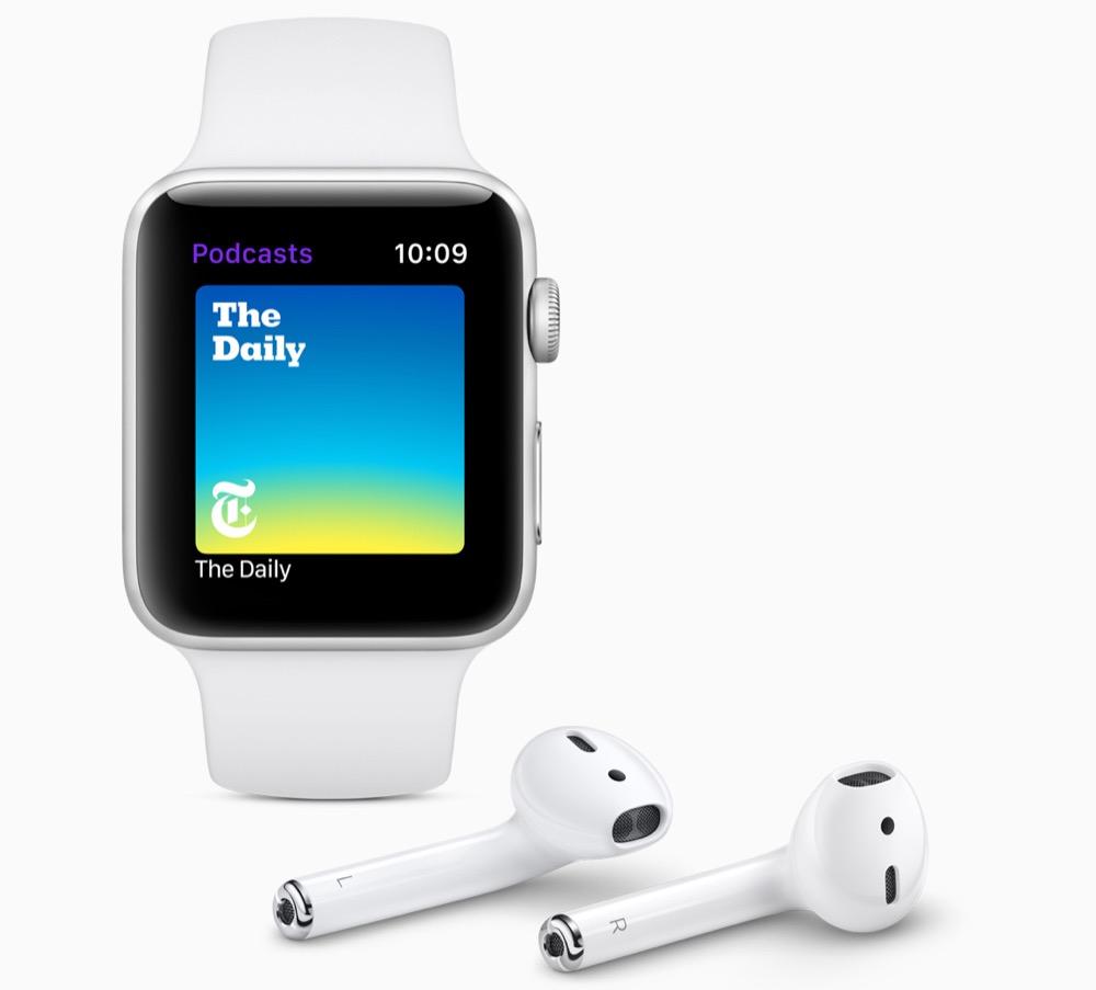 apple watch watchos 5