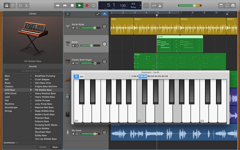 garageband mac update