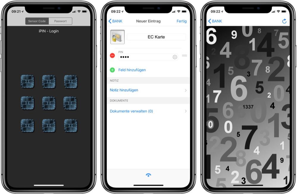 d99ab87e2d Die Apps, die noch nicht an das 5,8 Zoll große Display des iPhone X  angepasst sind. Bei einigen stört es mehr, bei anderen weniger. Bei iPIN ( App ...
