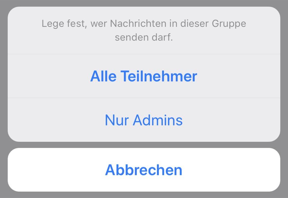 whatsapp admins