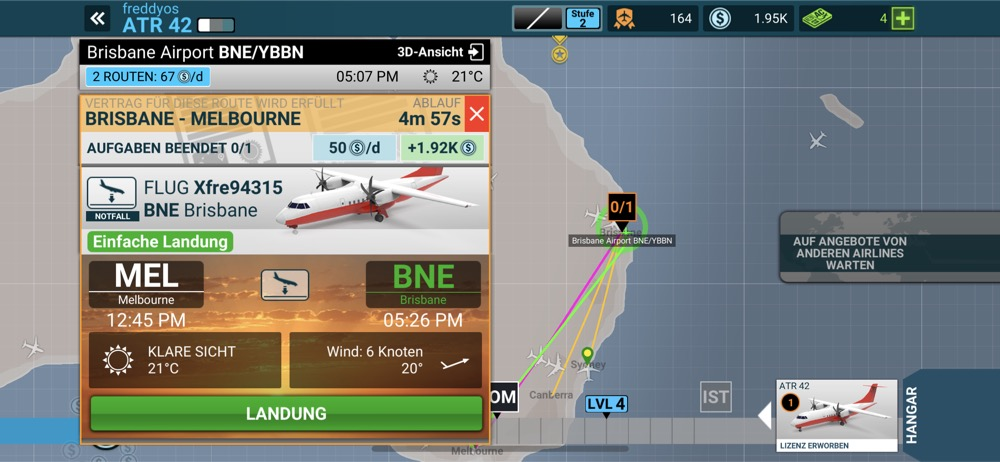 Airline Commander 2