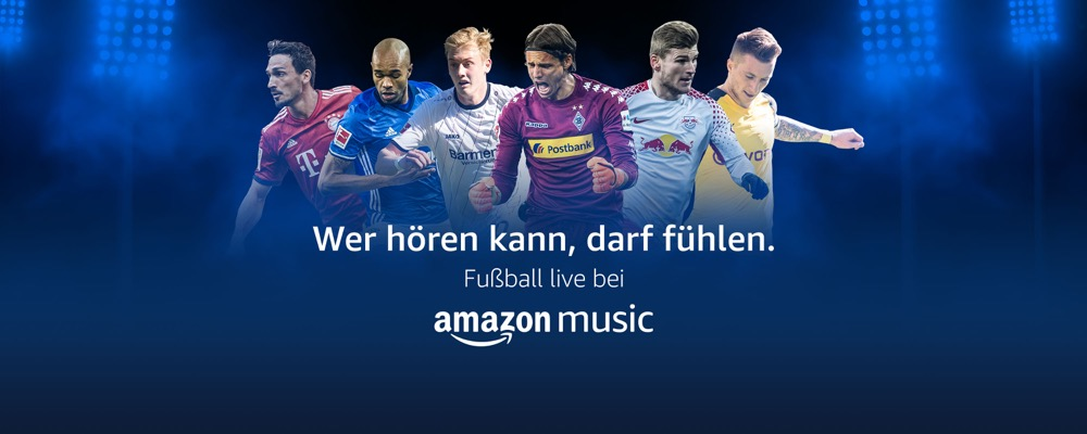 Amazon Music_Fussball live_2018 2019