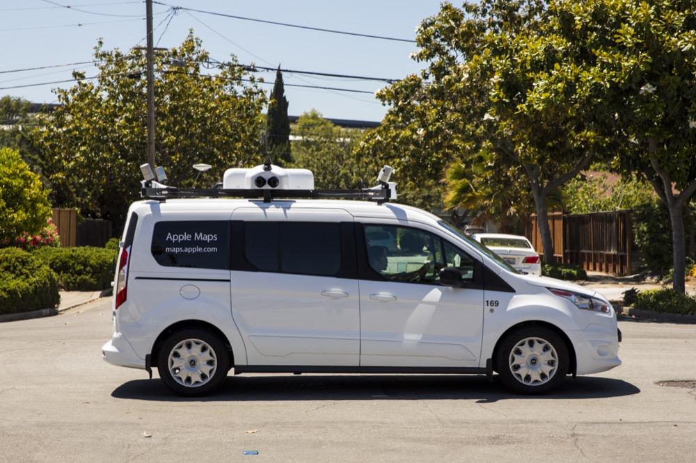 Apple Maps Auto