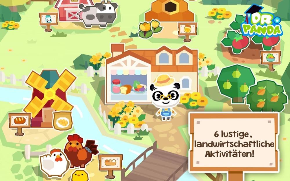 Dr Panda Bauernhof