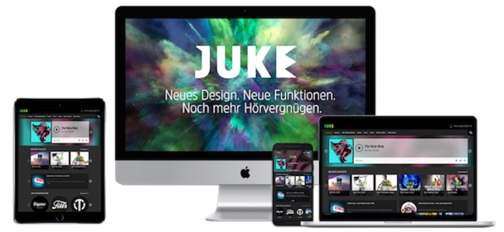 JUKE Redesign