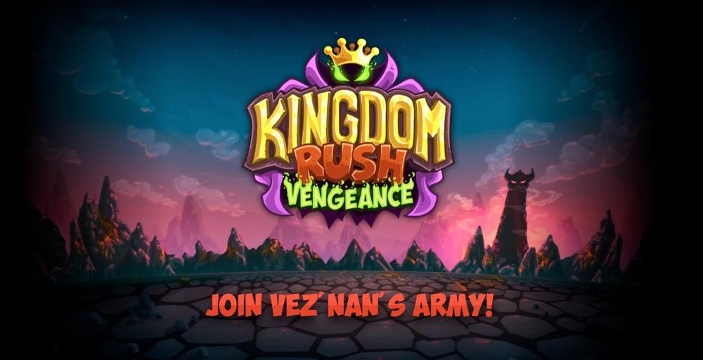Kingdom Rush Vengeance Banner