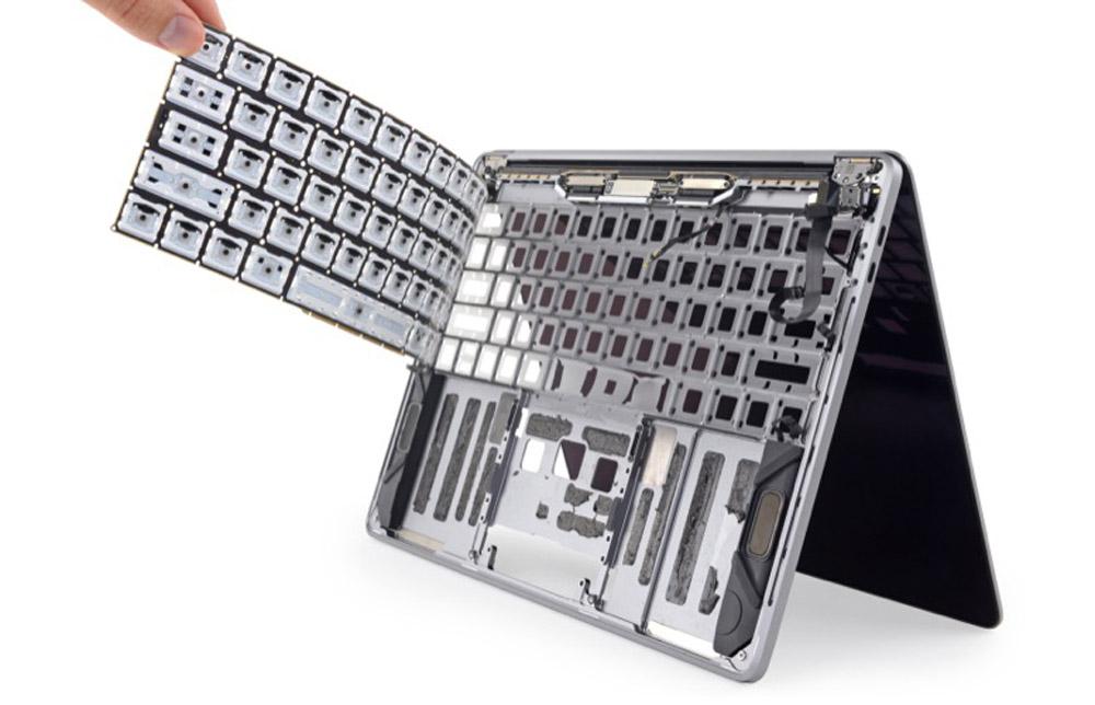 MacBook Pro 2018 Tastatur 1