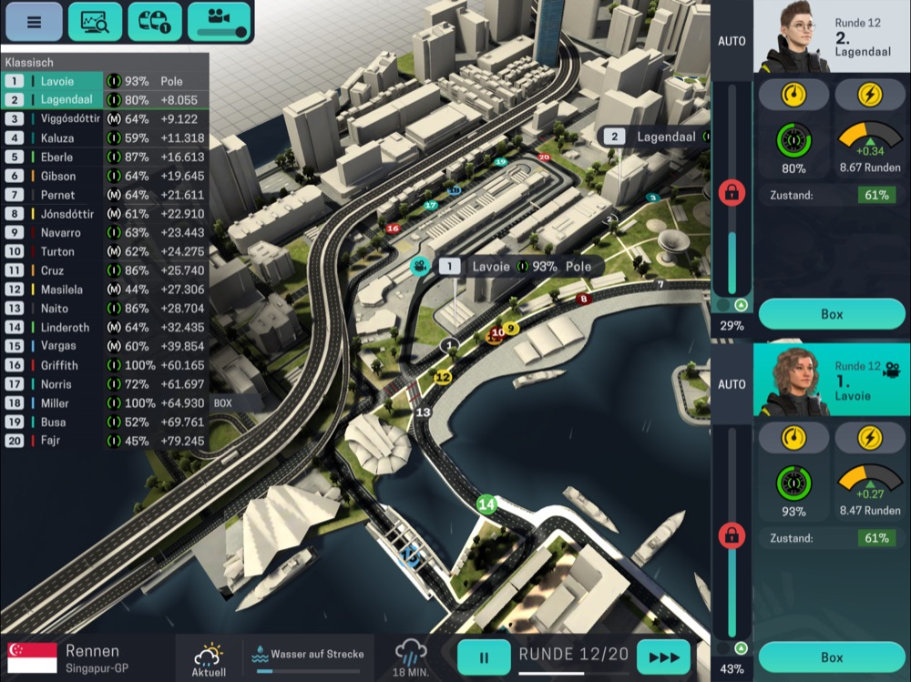 Motorsport Manager Mobile 3 3