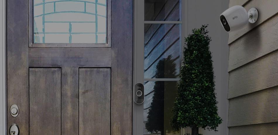 Netgear Arlo Doorbell Lifestyle