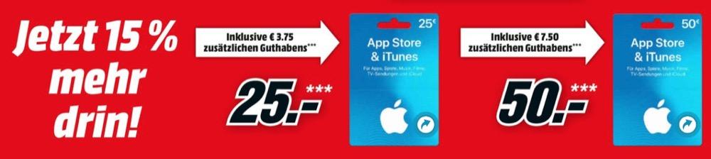 iTunes MediaMarkt