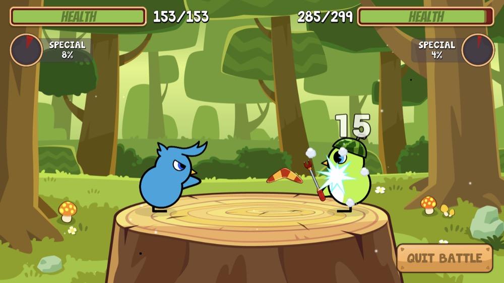 Duck Life Battle 1