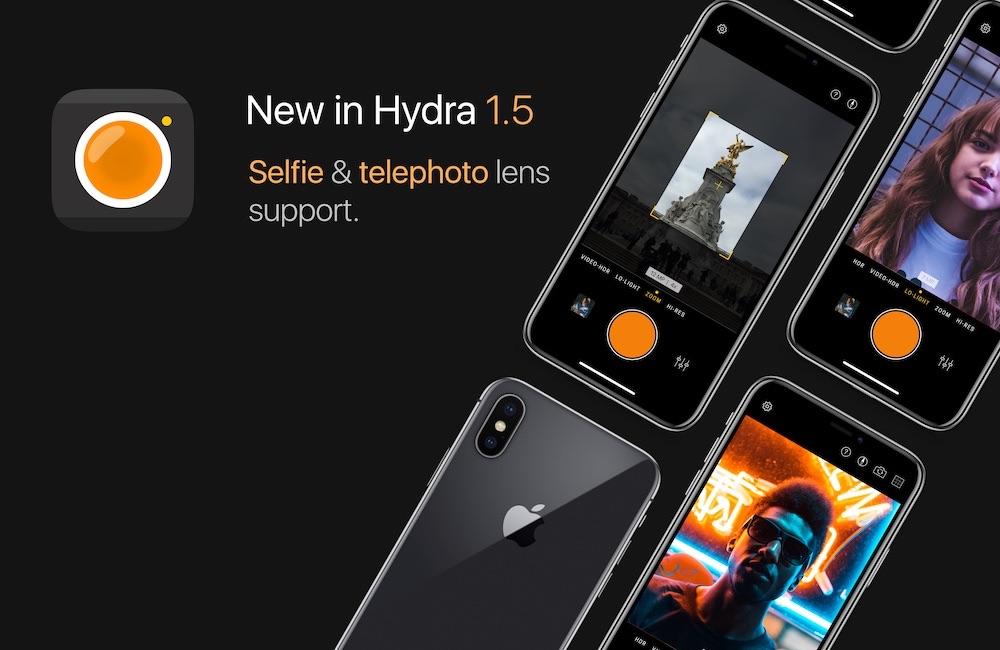 Hydra Update 1.5