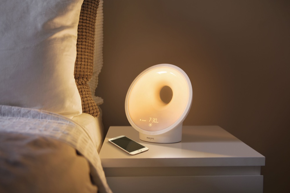 Philips Somneo Connected Sleep and Wake-up Light