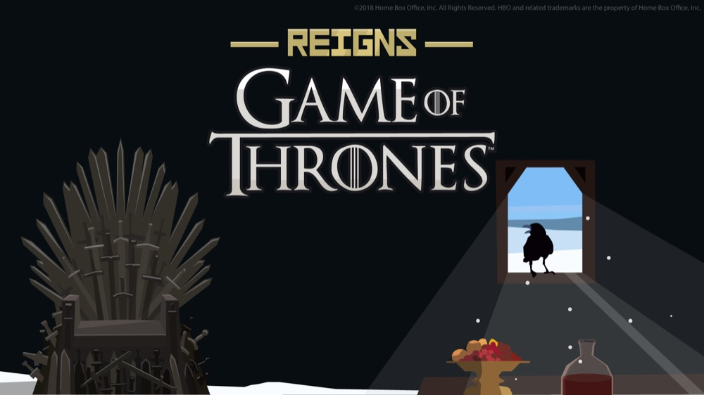 Reigns_GameOfThrones - Key Art