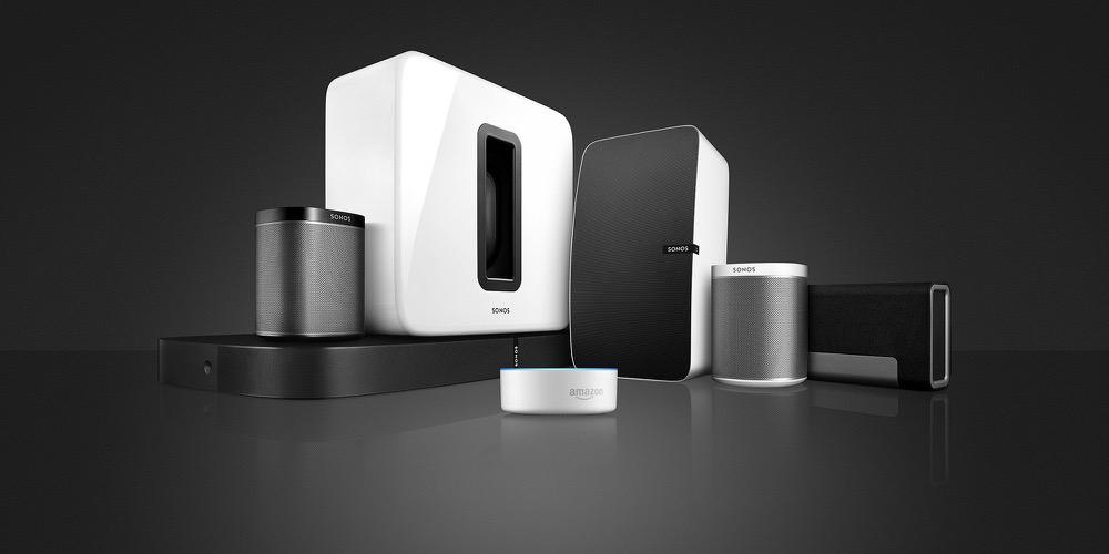 Sonos Lineup mit allen neuen Lautsprechern