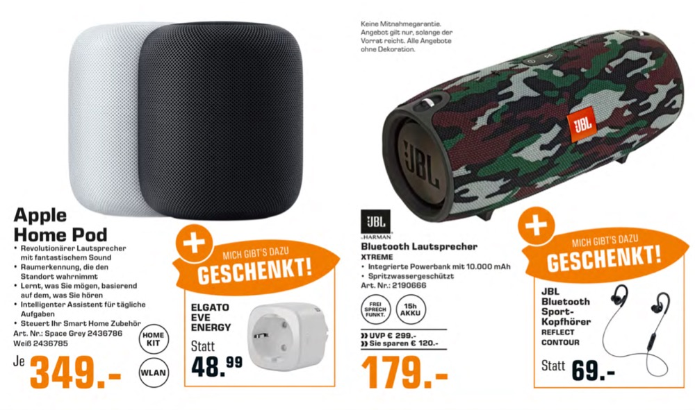 update saturn homepod kaufen und steckdose eve energy. Black Bedroom Furniture Sets. Home Design Ideas