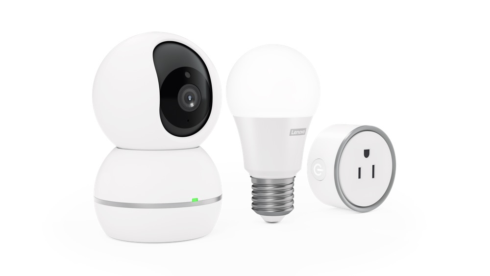 lenevo smart home