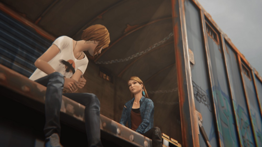 Life Is Strange Before Storm 2
