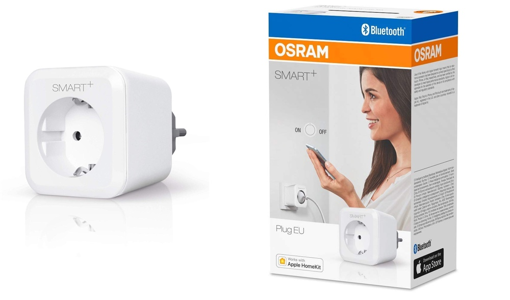 Osram Smart Plug HomeKit