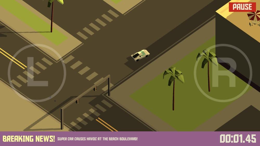 PAKO Car Chase Simulator