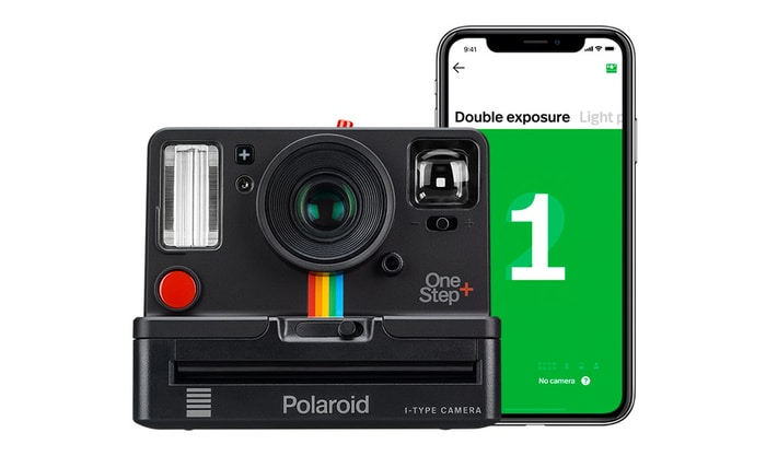 Polaroid OneStep iphone
