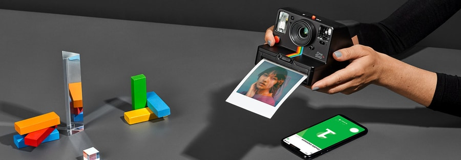 Polaroid OneStep plus app